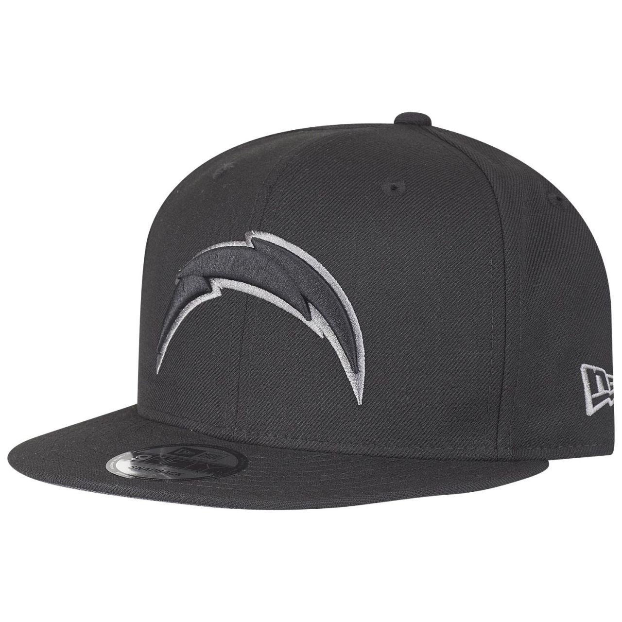 amfoo - New Era 9Fifty Snapback Cap - Los Angeles Chargers schwarz