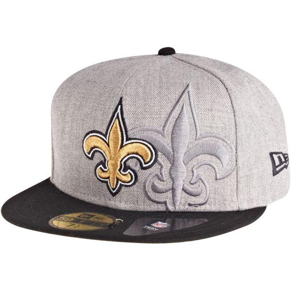 New Era 59Fifty Cap - SCREENING NFL New Orleans Saints