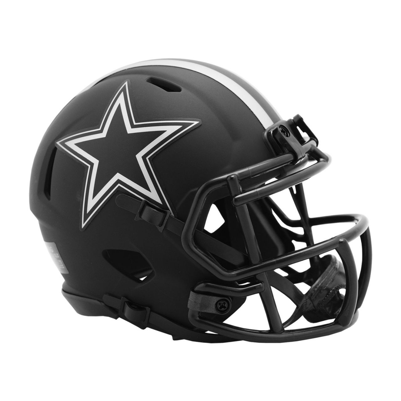 amfoo - Riddell Speed Mini Football Helm - ECLIPSE Dallas Cowboys