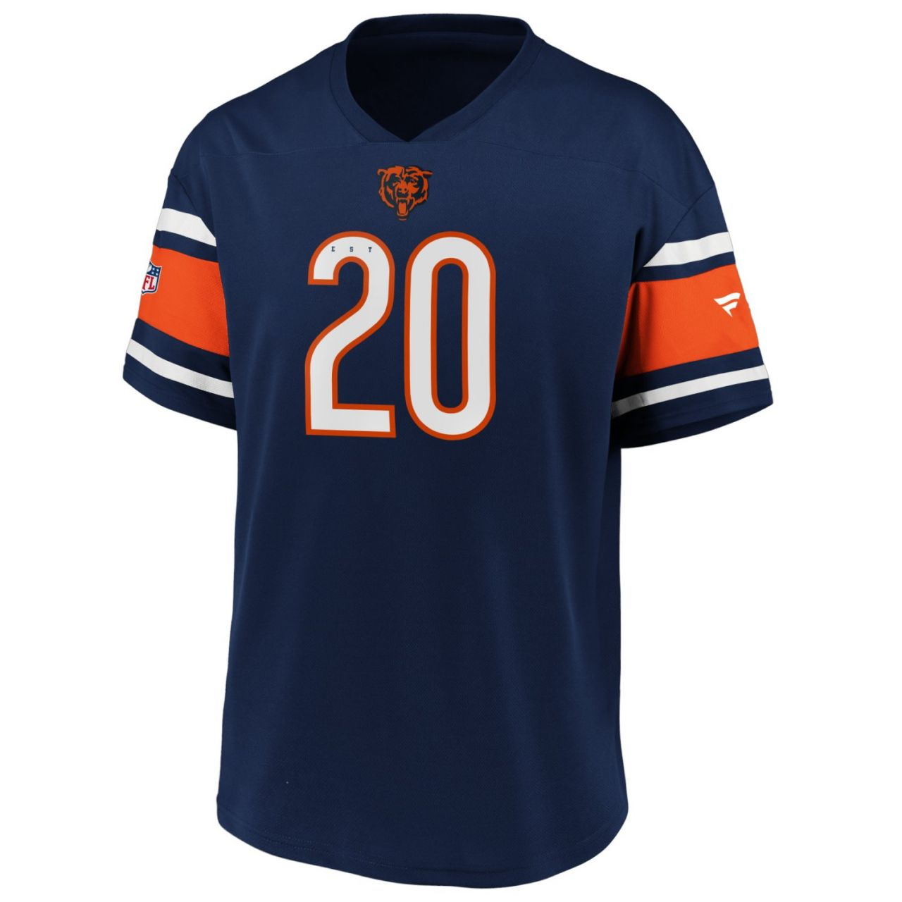 amfoo - Iconic Poly Mesh Supporters Jersey Trikot - Chicago Bears