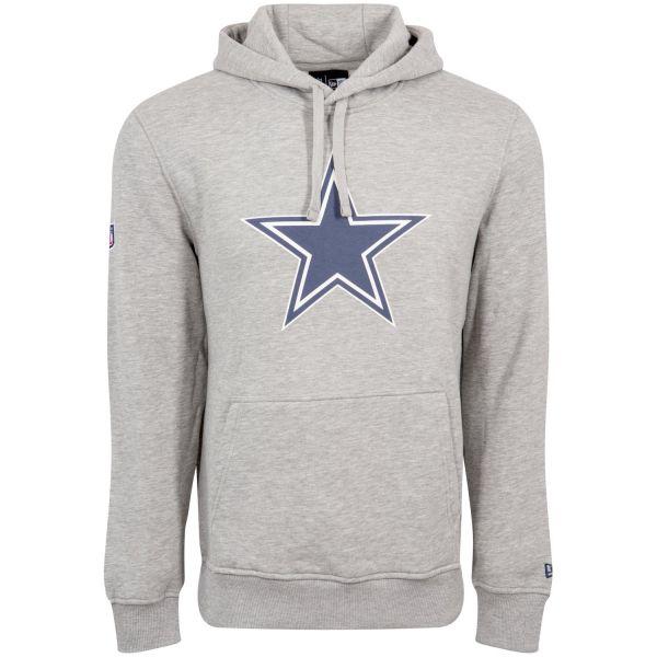 New Era Hoody - NFL Dallas Cowboys grau