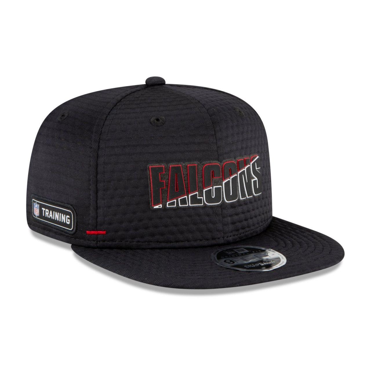 amfoo - New Era Snapback KINDER Cap - NFL CAMP Atlanta Falcons