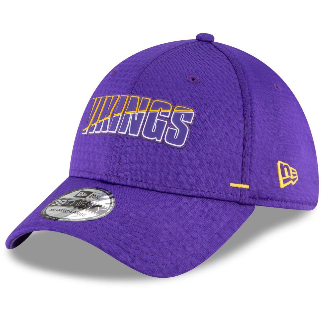 amfoo - New Era 39Thirty Cap - NFL Training Camp Minnesota Vikings