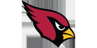 Majestic RAIYNA Longsleeve NFL Arizona Cardinals rot