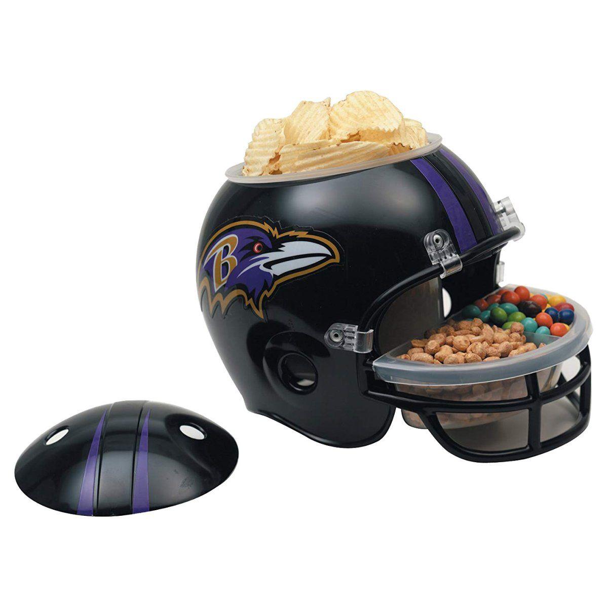 amfoo - Wincraft Snacks Helm - NFL Baltimore Ravens