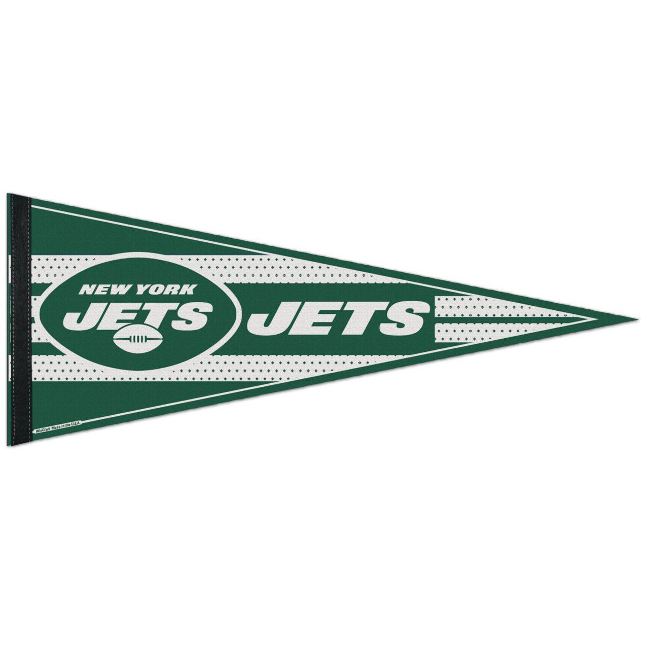 amfoo - Wincraft NFL Filz Wimpel 75x30cm - New York Jets 2019
