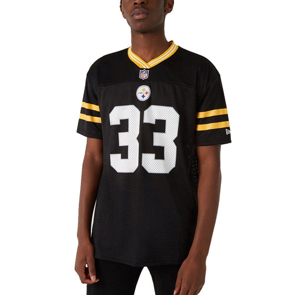 amfoo - New Era NFL Mesh Jersey Trikot - Pittsburgh Steelers