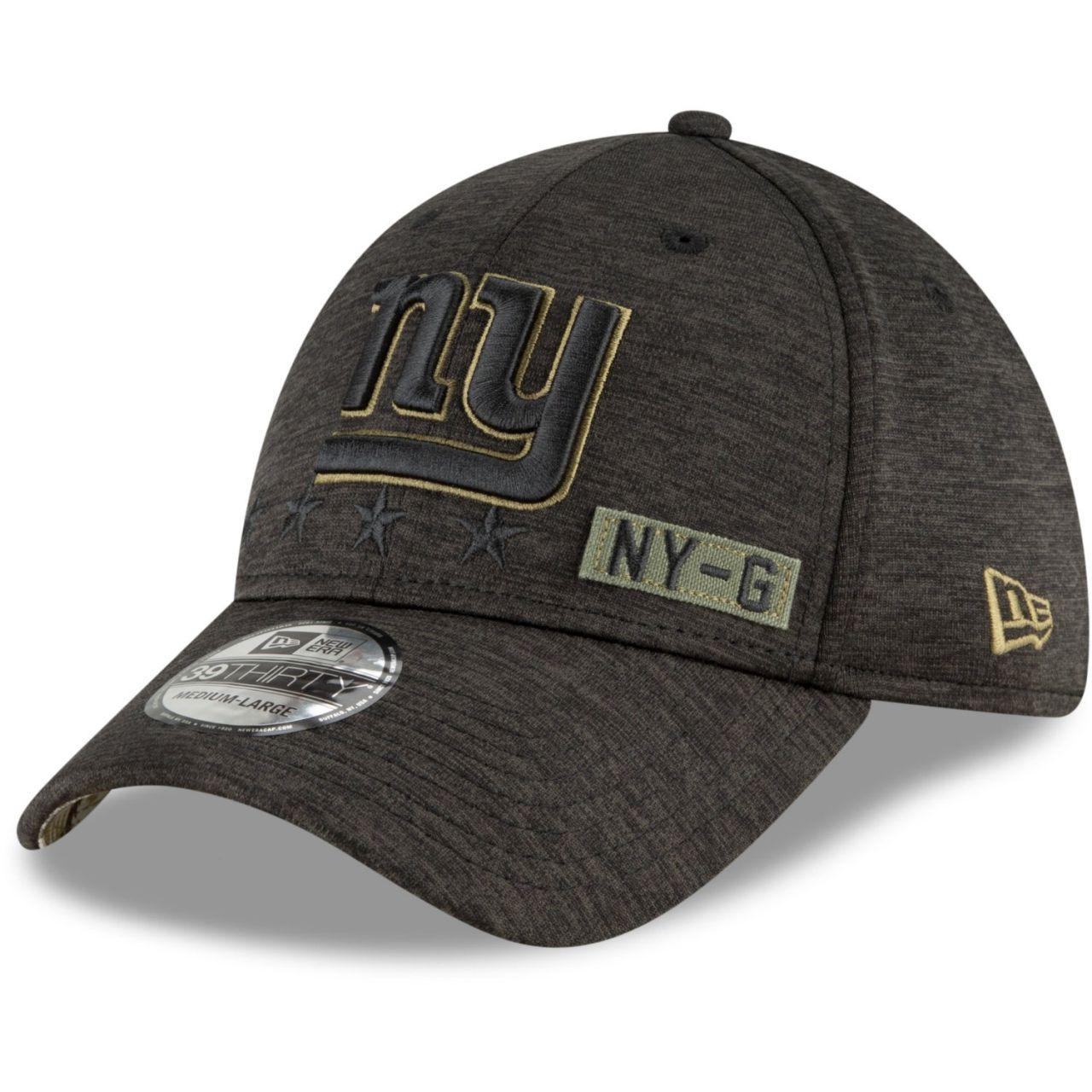 amfoo - New Era 39Thirty Cap Salute to Service New York Giants