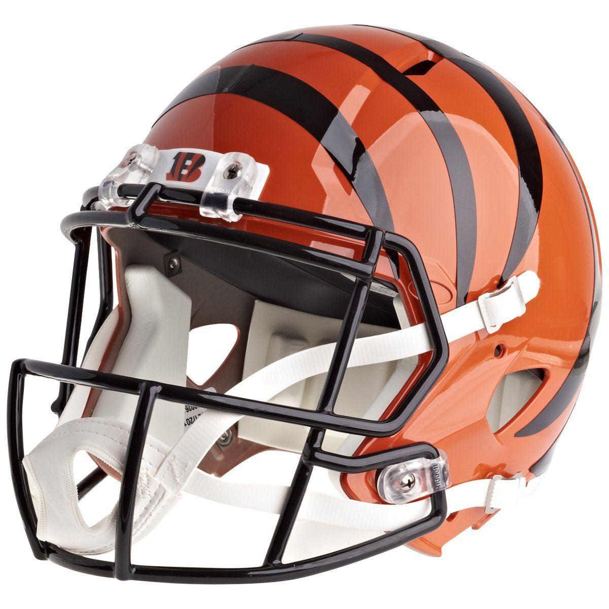 amfoo - Riddell Speed Replica Football Helm - NFL Cincinnati Bengals