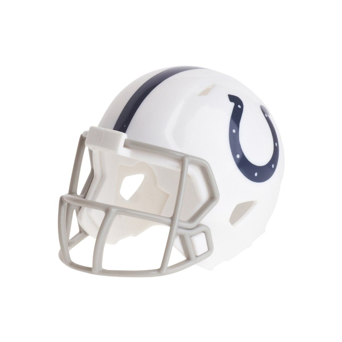 amfoo - Riddell Speed Pocket Football Helm - NFL Indianapolis Colts