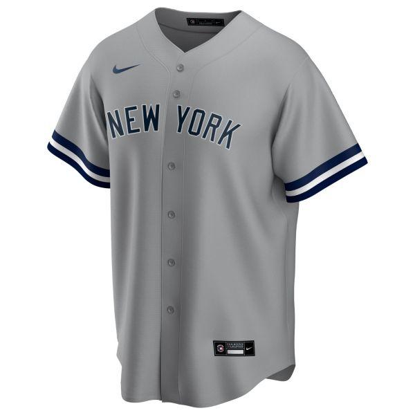 Nike New York Yankees Road Baseball Jersey Trikot
