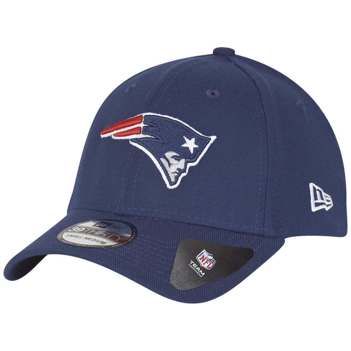 amfoo - New Era 39Thirty Stretch Cap - TEAM New England Patriots