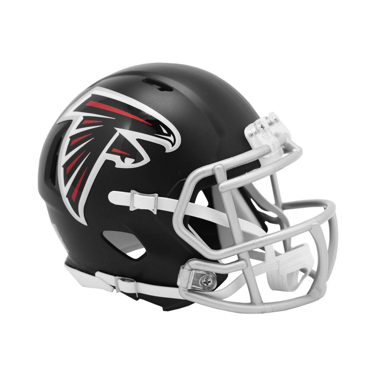 amfoo - Riddell Mini Football Helm - NFL Speed Atlanta Falcons 2020