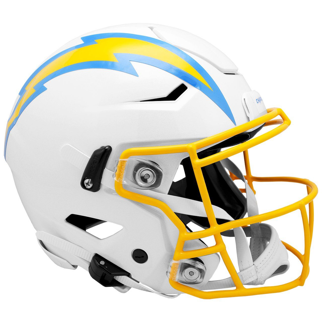 amfoo - Riddell Authentic SpeedFlex Helm - NFL Los Angeles Chargers