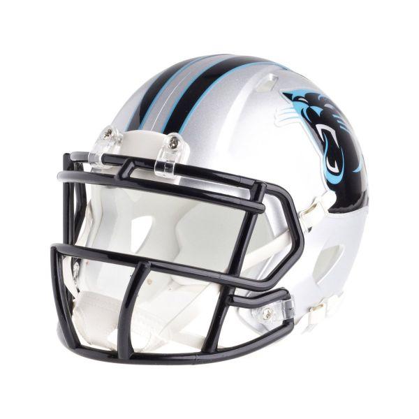 Riddell Mini Football Helm - NFL Speed Carolina Panthers