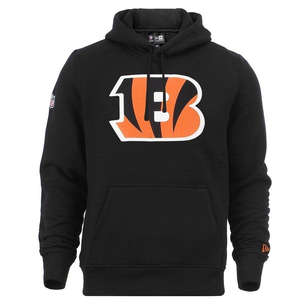 amfoo - New Era Hoody - NFL Cincinnati Bengals schwarz