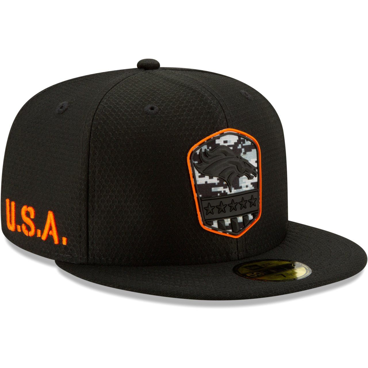amfoo - New Era 59Fifty Cap - Salute to Service Denver Broncos