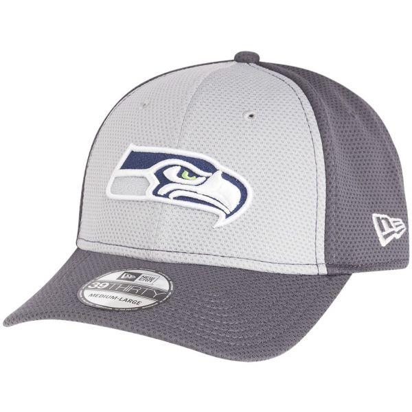 New Era 39Thirty Cap - NFL Seattle Seahawks graphite