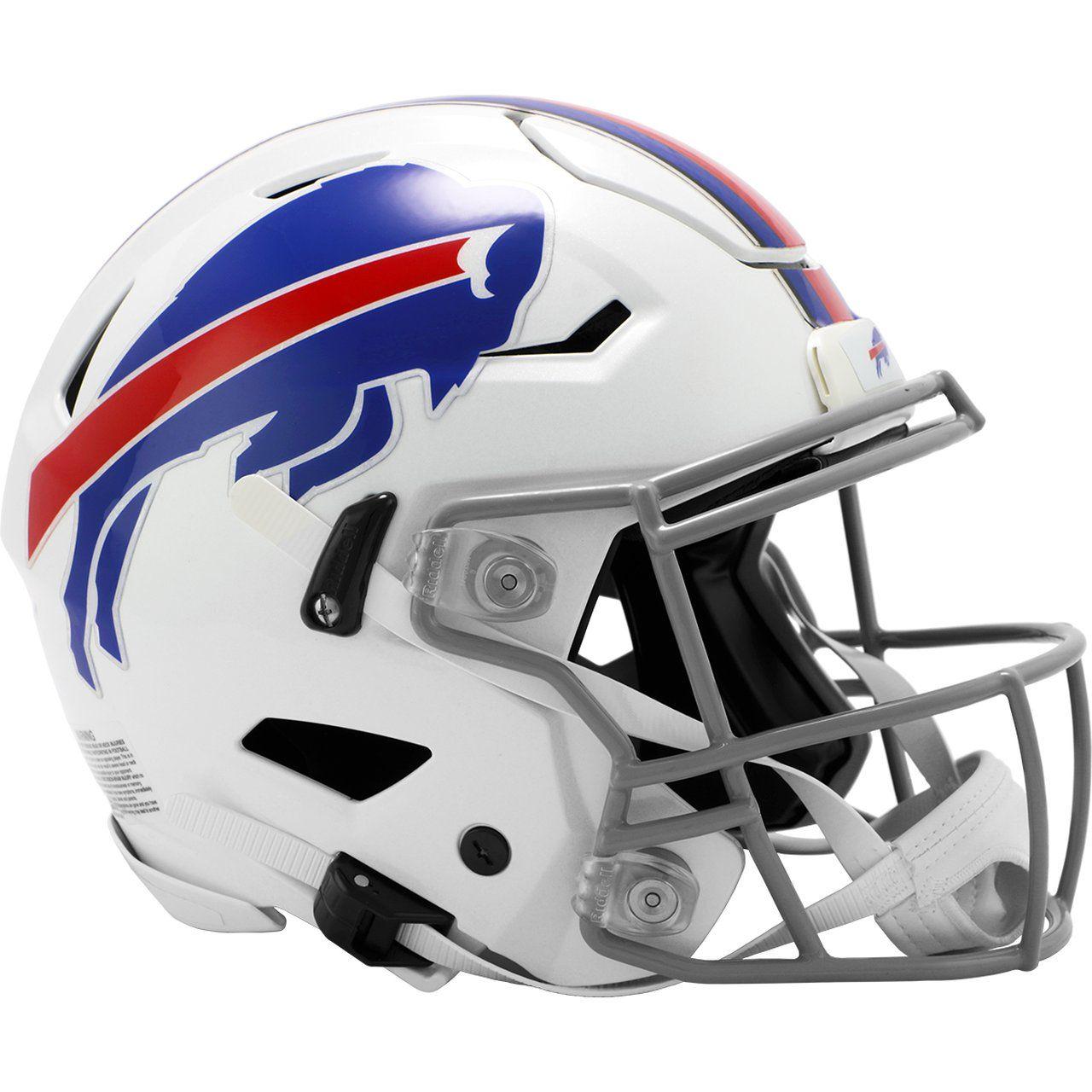 amfoo - Riddell Authentic SpeedFlex Helm - NFL Buffalo Bills