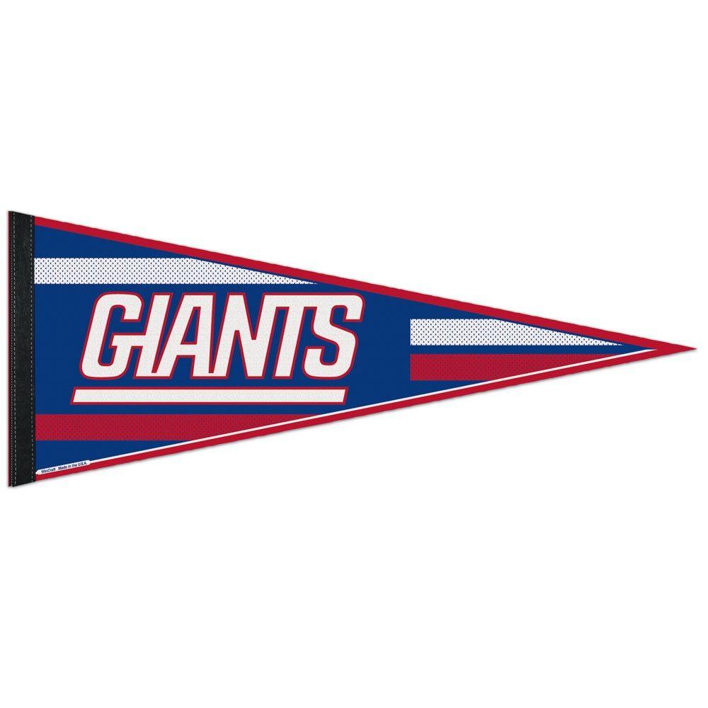 amfoo - Wincraft NFL Filz Wimpel 75x30cm - New York Giants