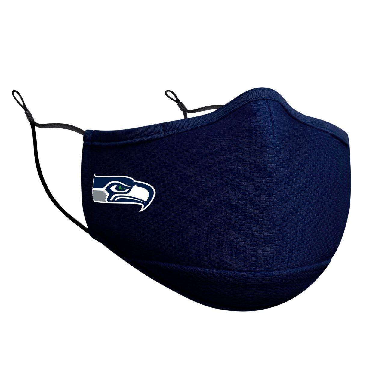 New Era NFL Face Mask Gesichtsmaske - Seattle Seahawks