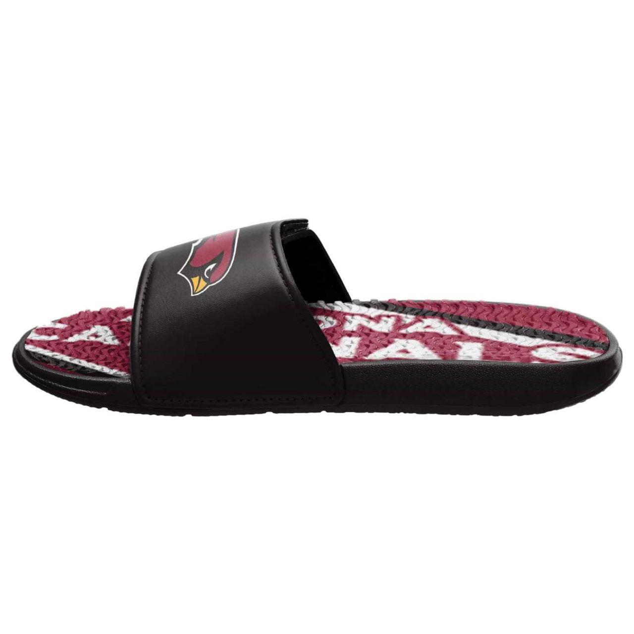amfoo - Arizona Cardinals Badelatschen NFL GEL Sport Slides