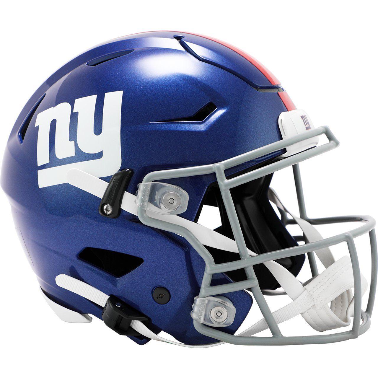 amfoo - Riddell Authentic SpeedFlex Helm - NFL New York Giants