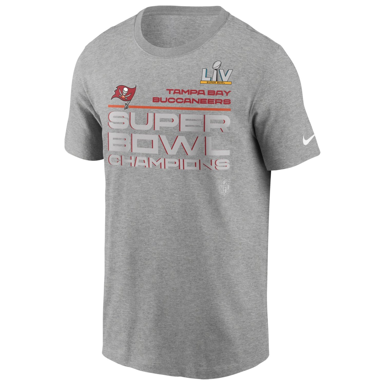 Nike NFL Locker Room Shirt - Tampa Bay Buccaneers Super Bowl