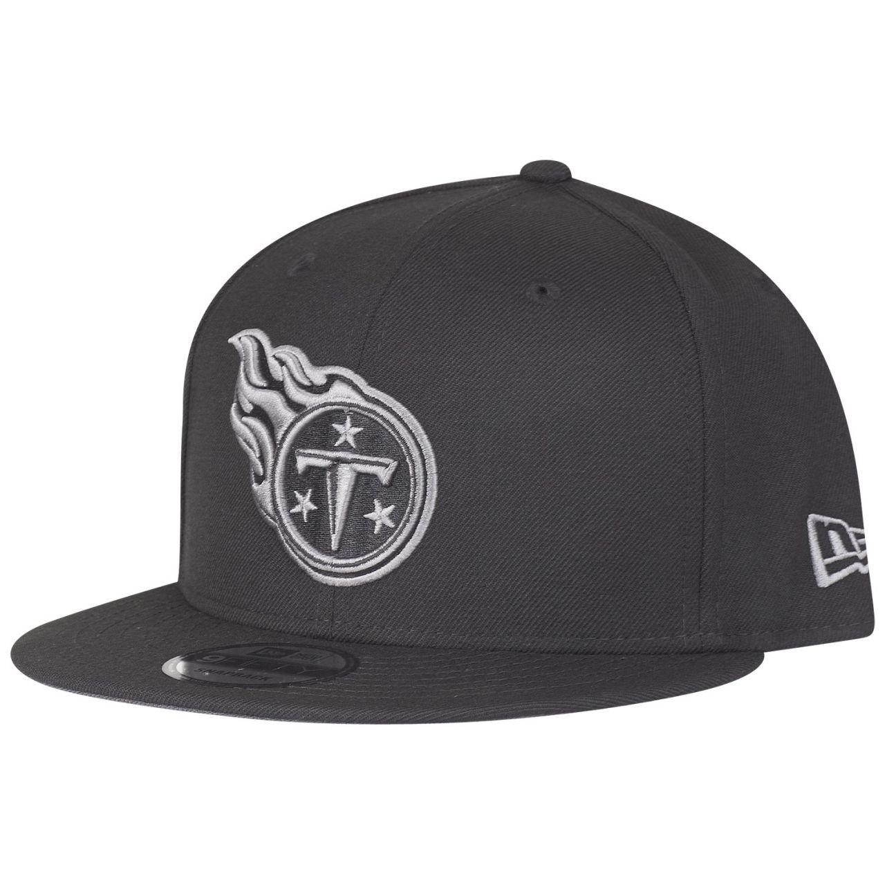amfoo - New Era 9Fifty Snapback Cap - Tennessee Titans schwarz grau