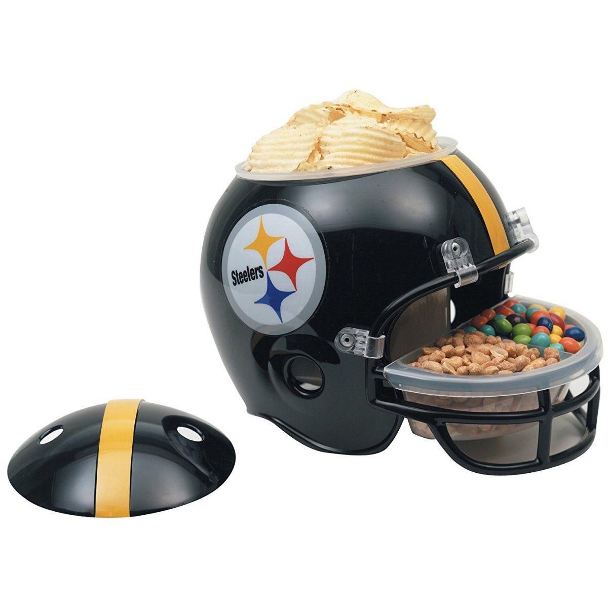 amfoo - Wincraft Snacks Helm - NFL Pittsburgh Steelers