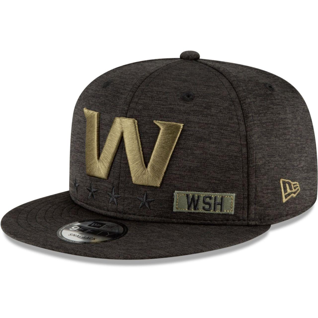 amfoo - New Era 9FIFTY Cap Salute to Service Washington Team