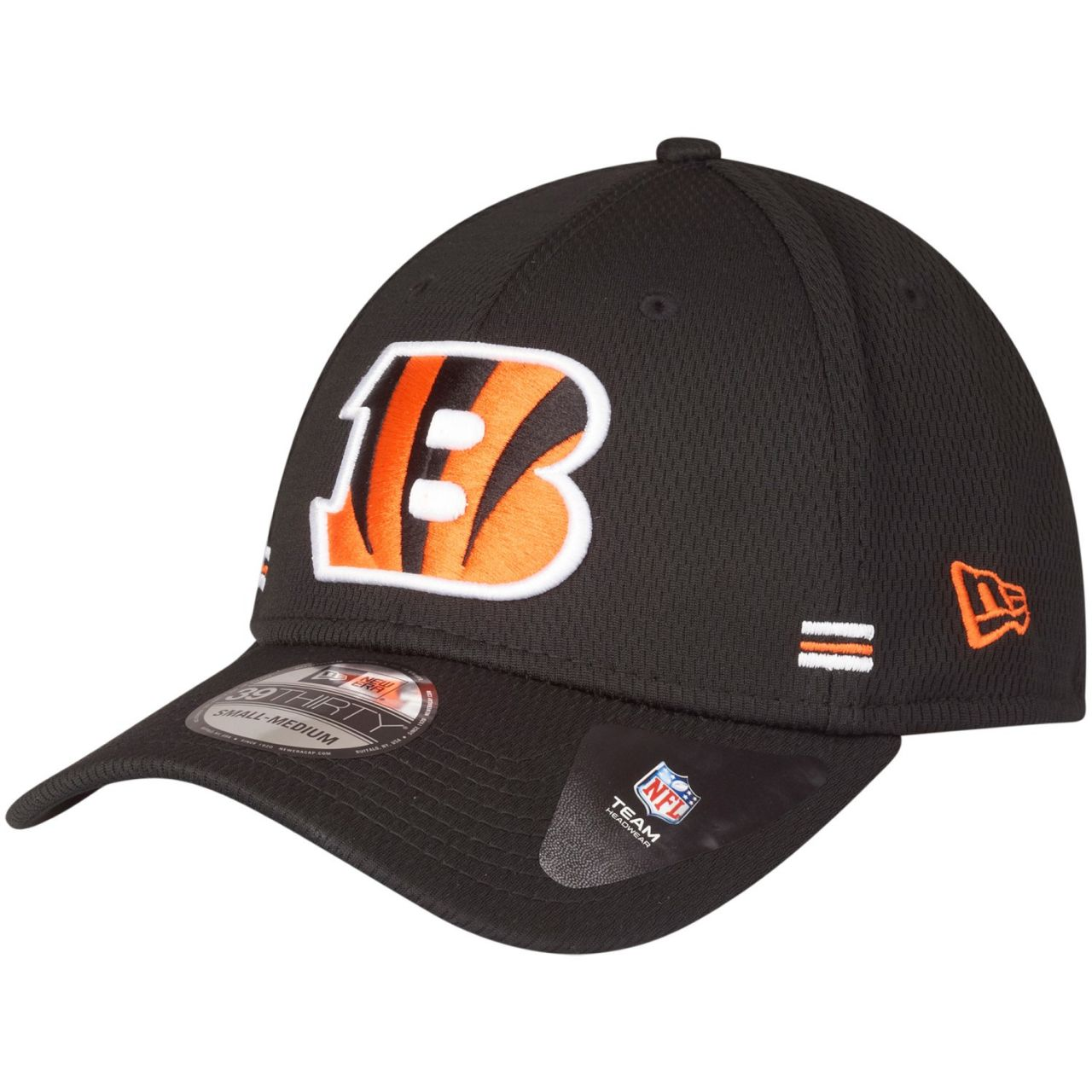 amfoo - New Era 39Thirty Cap - HOMETOWN Cincinnati Bengals