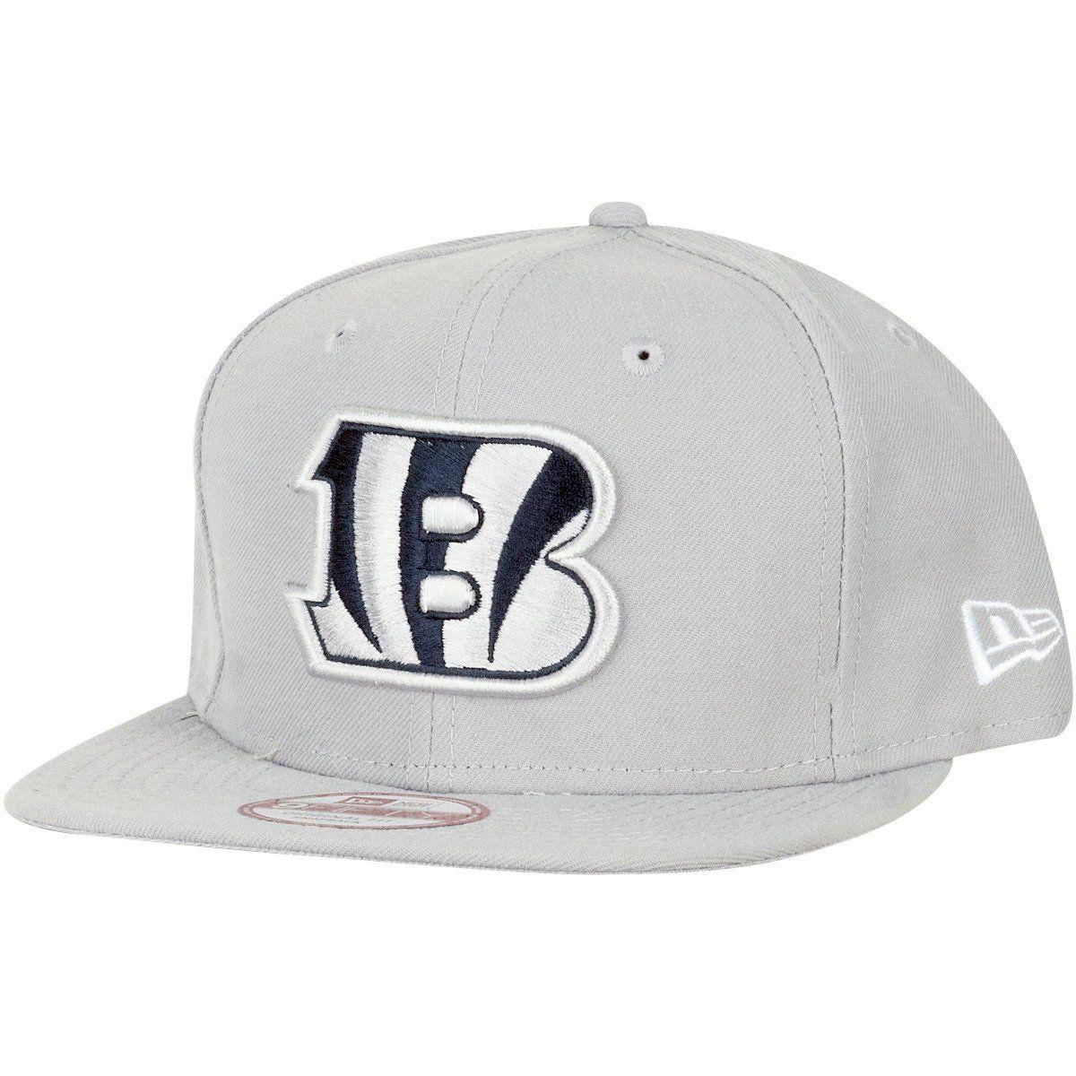 amfoo - New Era 9Fifty Snapback Cap - NFL Cincinnati Bengals grau