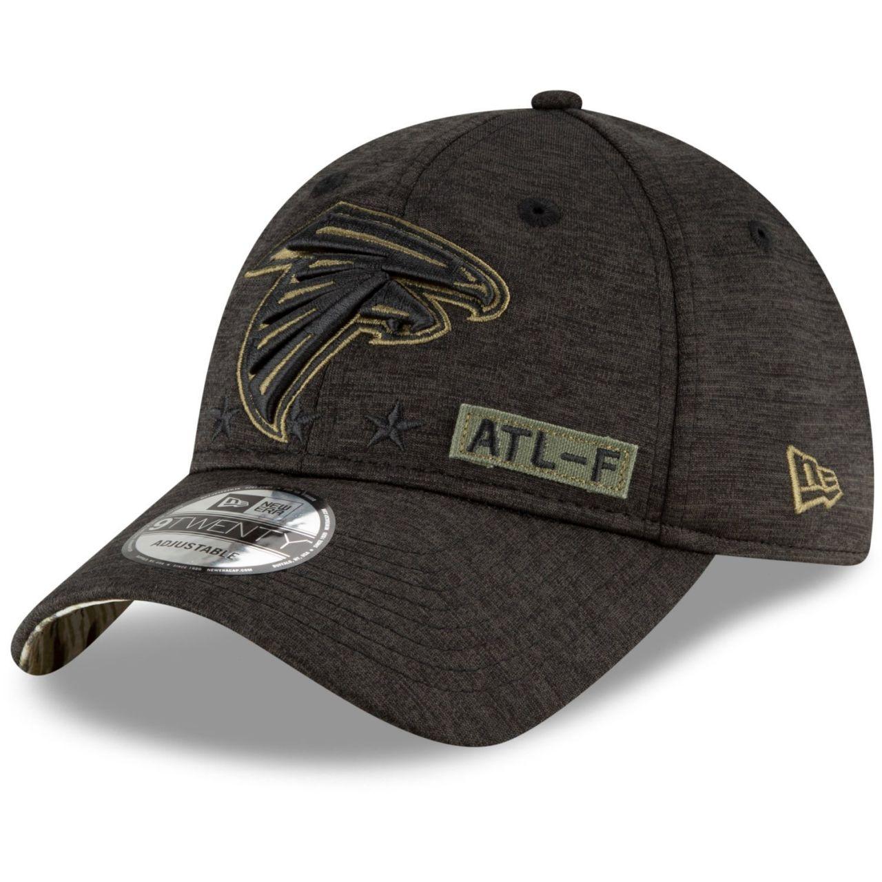 amfoo - New Era 9TWENTY Cap Salute to Service Atlanta Falcons