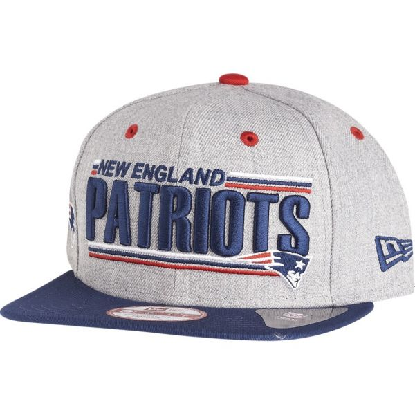 New Era 9Fifty Snapback Cap - RETRO New England Patriots