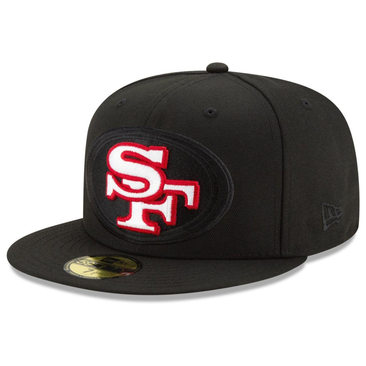 amfoo - New Era 59Fifty Fitted Cap - ELEMENTS San Francisco 49ers