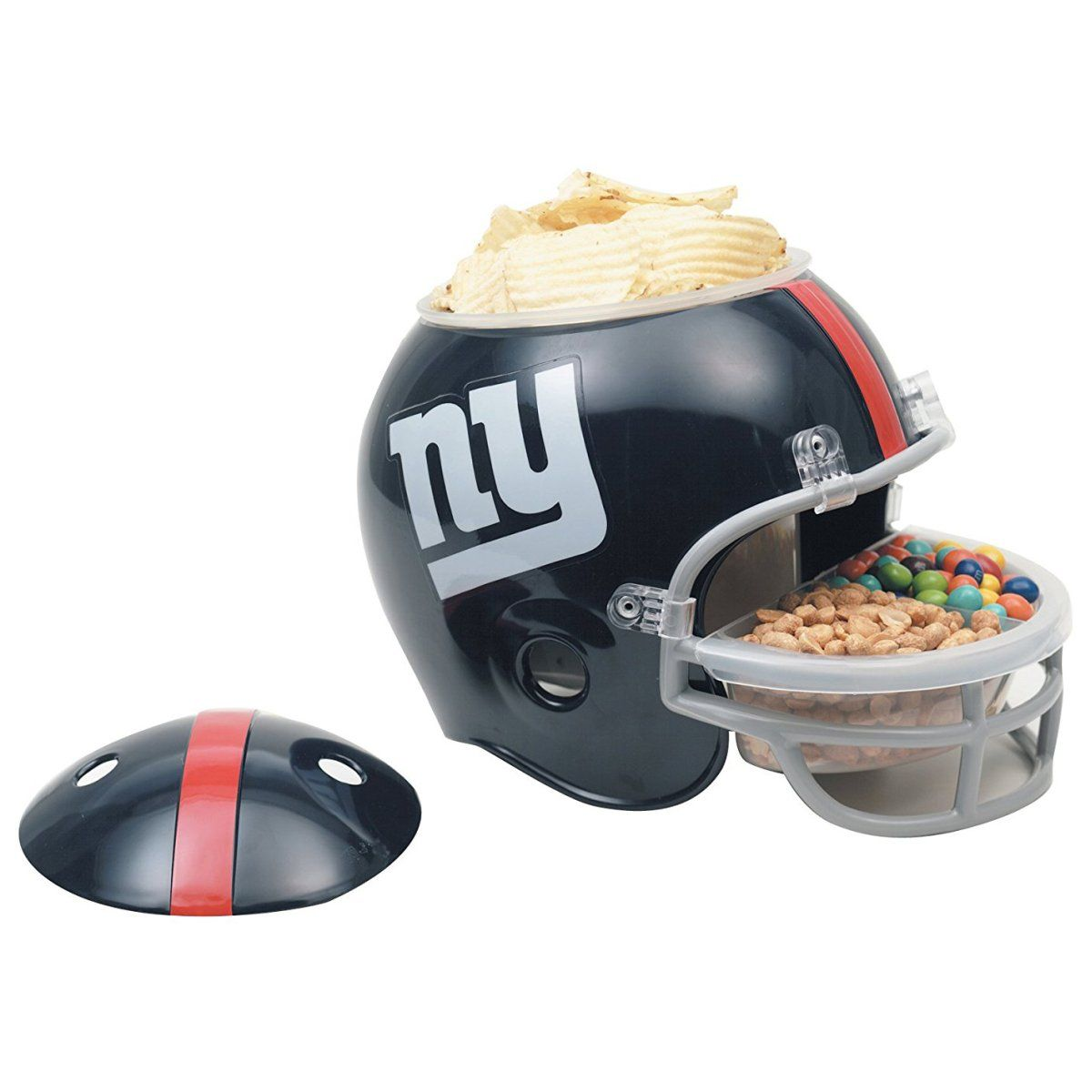 amfoo - Wincraft Snacks Helm - NFL New York Giants