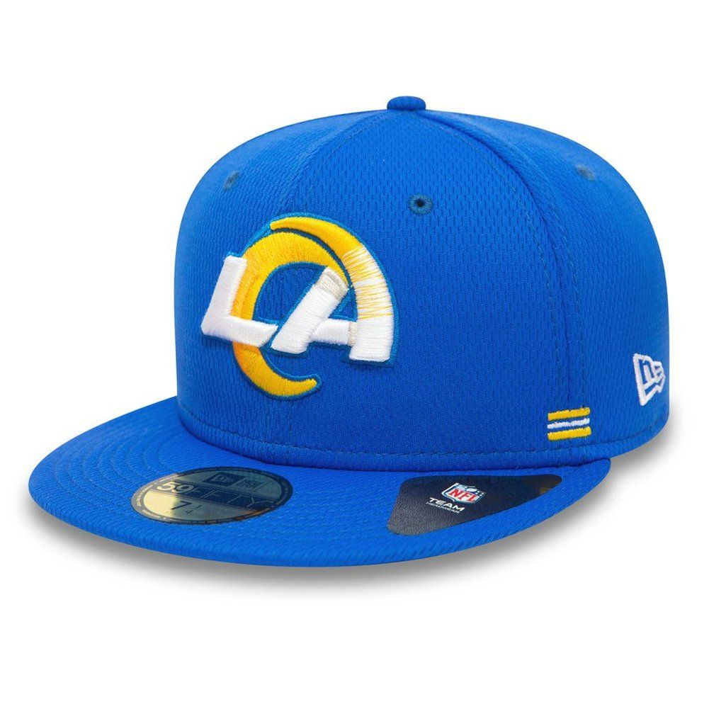 amfoo - New Era 59Fifty Fitted Cap - HOMETOWN Los Angeles Rams
