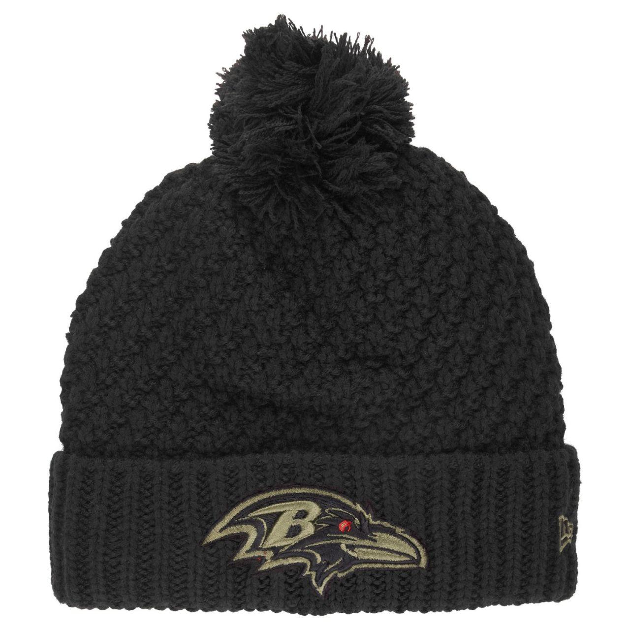 amfoo - New Era Salute to Service Damen Mütze - Baltimore Ravens