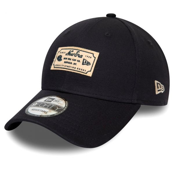 New Era 9Forty Adjustable Cap - HERITAGE BRAND PATCH