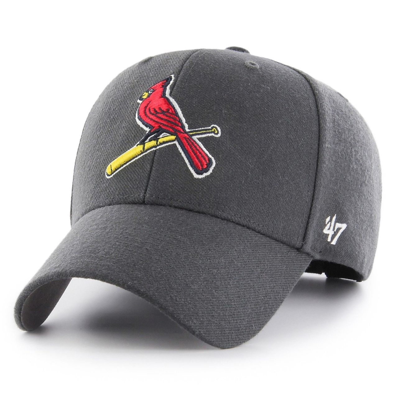 amfoo - 47 Brand Relaxed Fit Cap - MVP VINTAGE St. Louis Cardinals