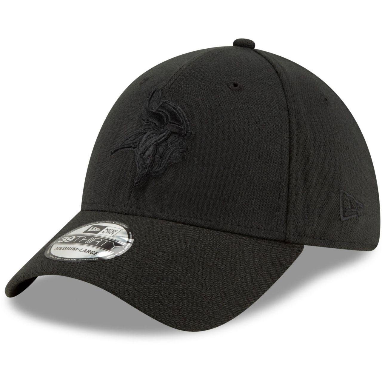 amfoo - New Era 39Thirty Stretch Cap - NFL Minnesota Vikings
