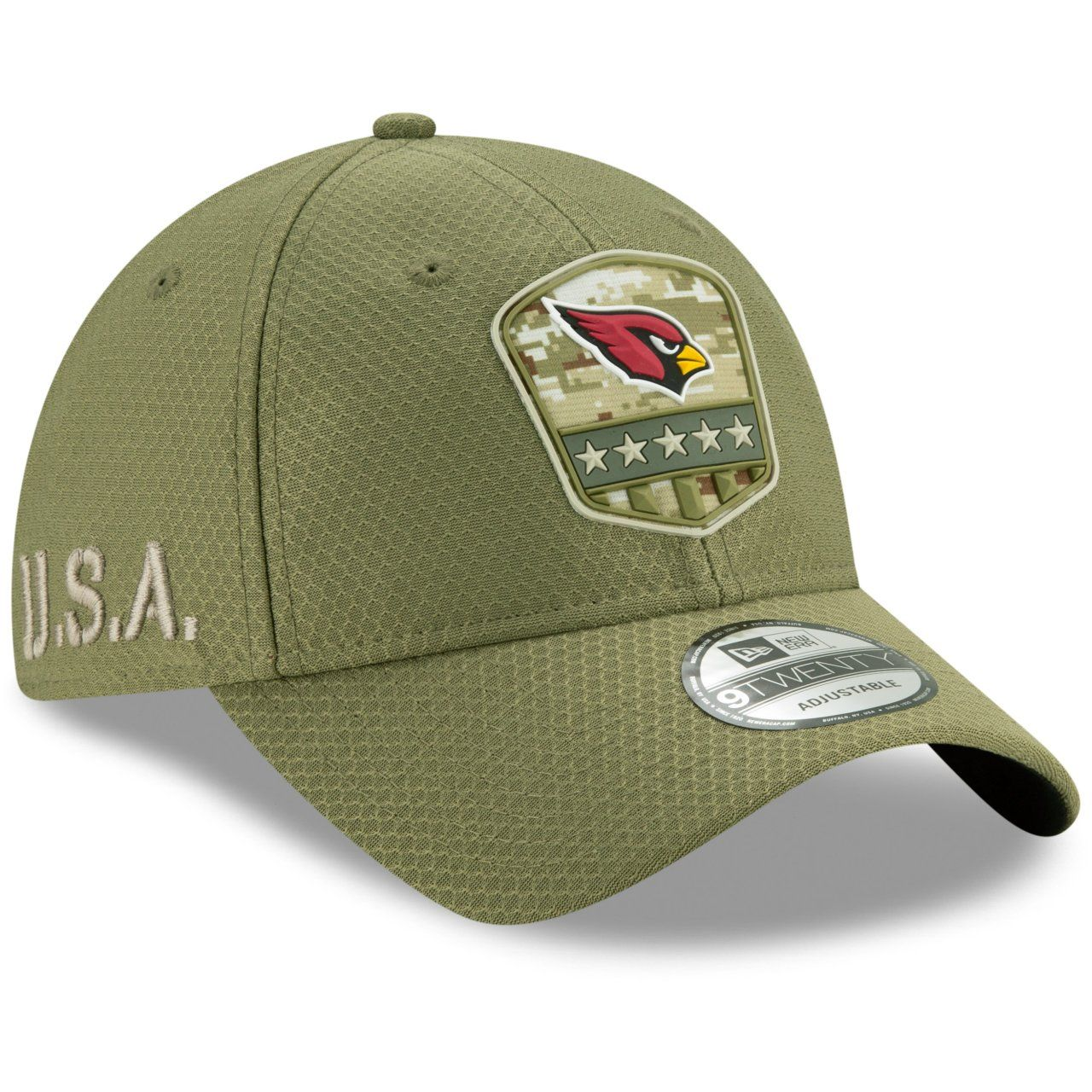 amfoo - New Era 9Twenty Cap Salute to Service Arizona Cardinals