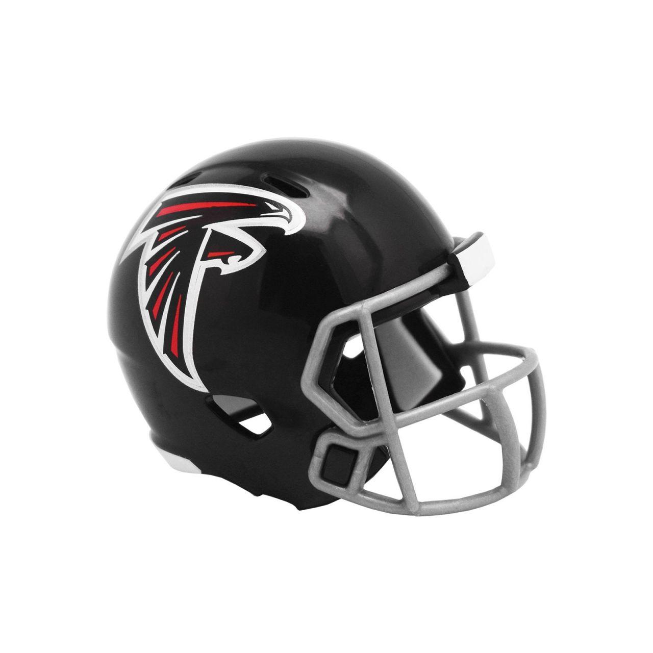 amfoo - Riddell Speed Pocket Football Helm NFL Atlanta Falcons 2020