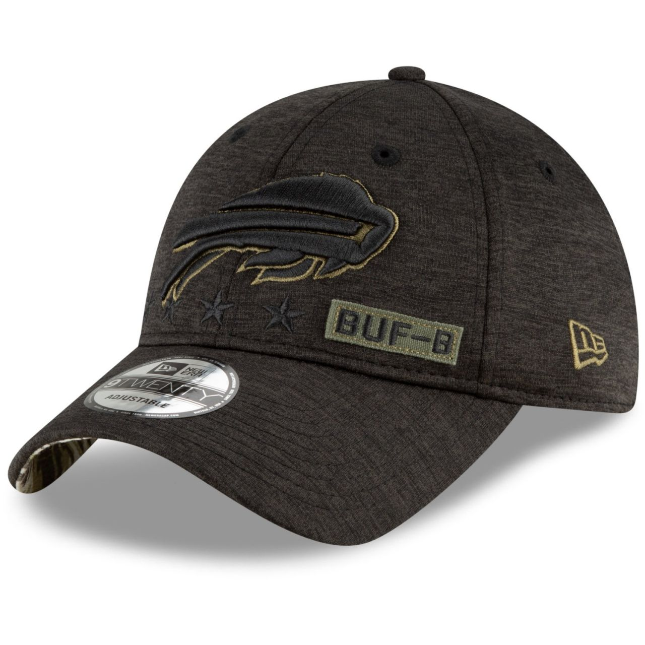 amfoo - New Era 9TWENTY Cap Salute to Service Buffalo Bills