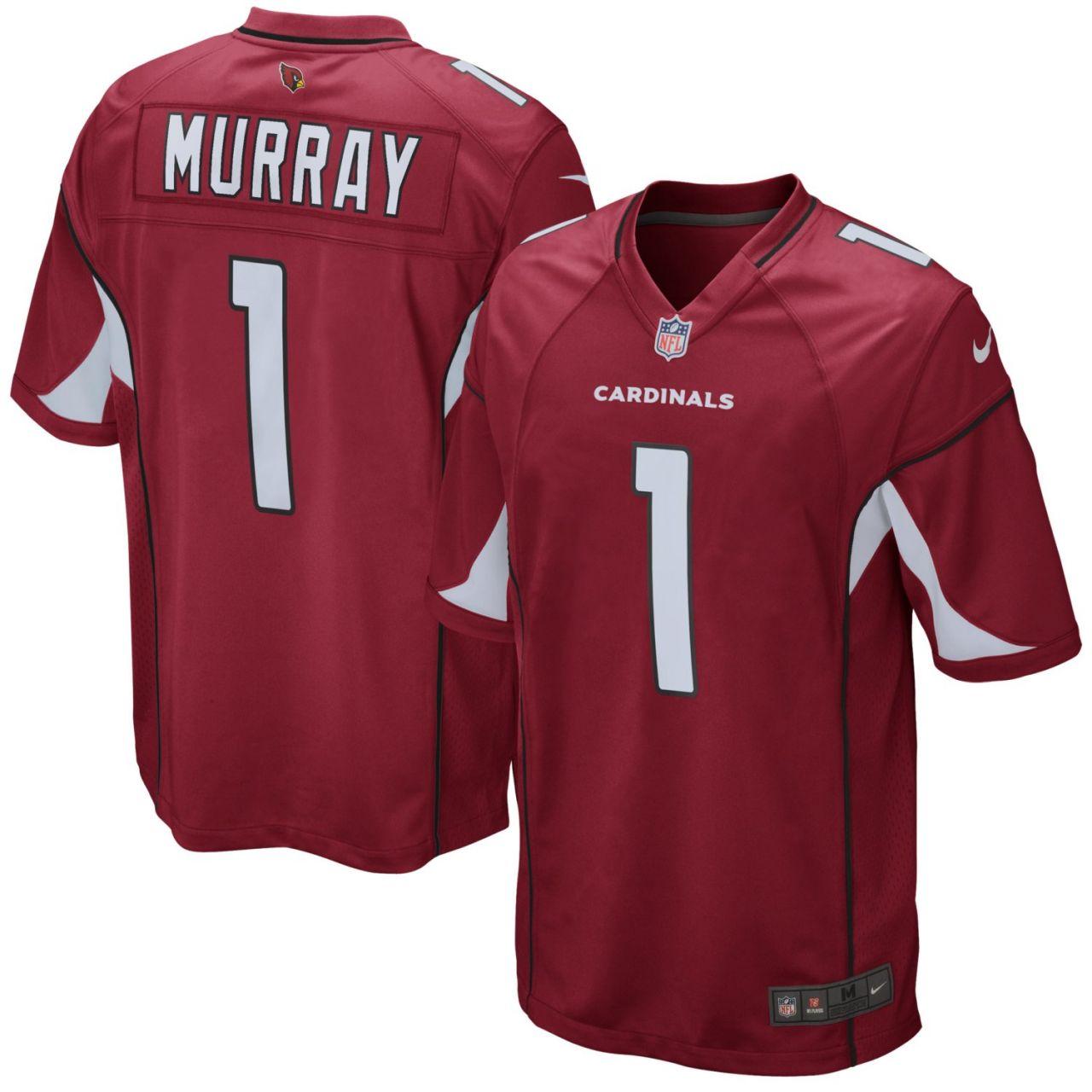 Nike GAME Jersey Trikot Arizona Cardinals #1 Kyler Murray