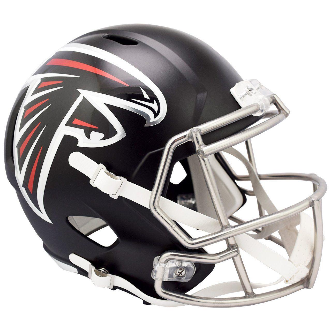 amfoo - Riddell Speed Replica Football Helm - Atlanta Falcons 2020