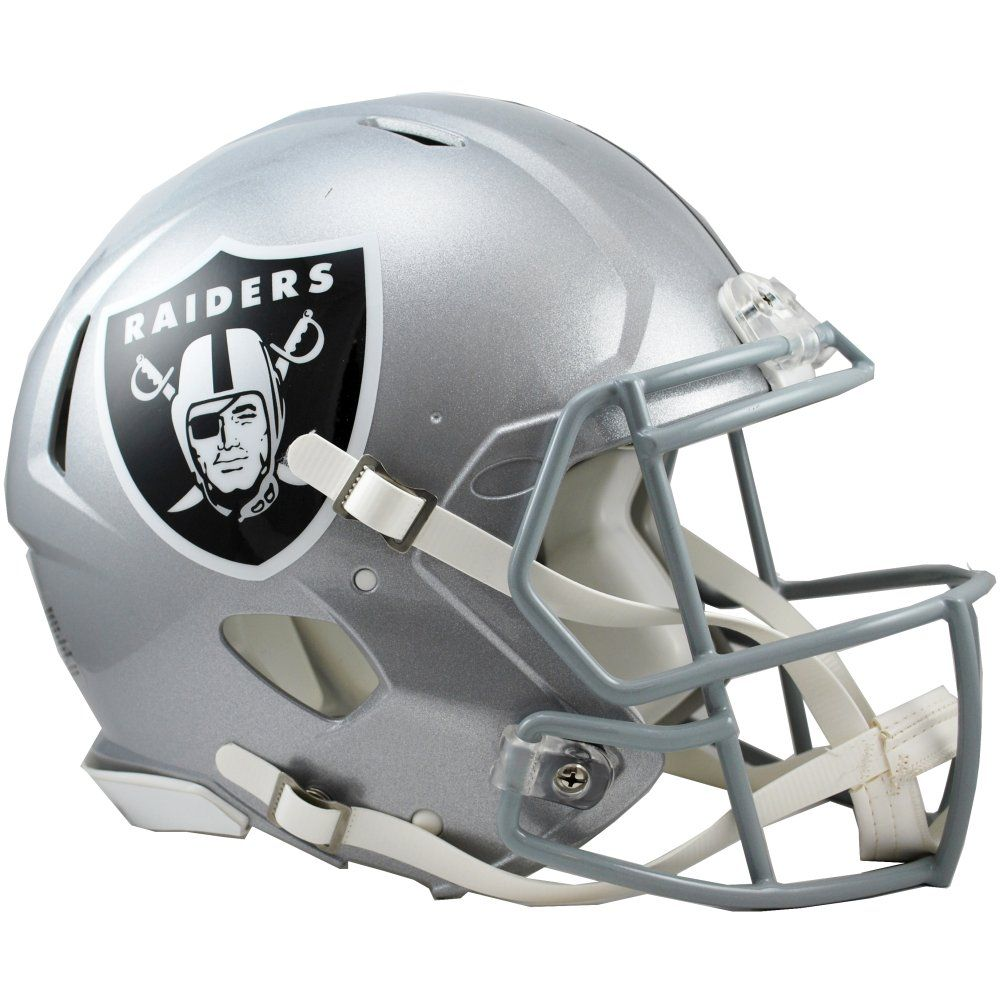 amfoo - Riddell Speed Authentic Helm - NFL Las Vegas Raiders