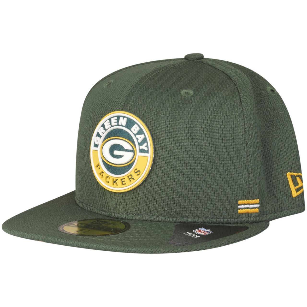 amfoo - New Era 59Fifty Fitted Cap - ROAD Green Bay Packers