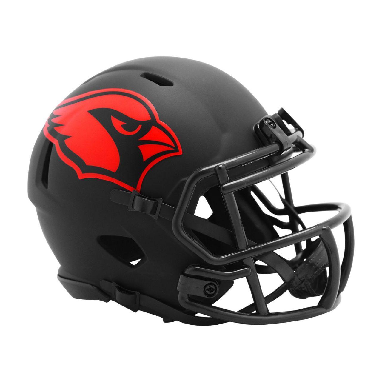 amfoo - Riddell Speed Mini Football Helm - ECLIPSE Arizona Cardinals